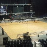 Did You Ever Wonder About The Zalgiris Arena Lifting System?